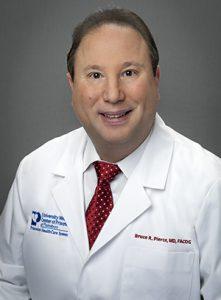 Bruce Pierce MD, OBGYN and DaVinci robotic surgeon, Lawrenceville, East Windsor and Penn Medicine Princeton Medical Center