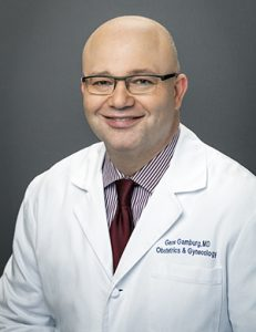 Eugene Gamburg MD, OBGYN, Lawrenceville, East Windsor and Penn Medicine Princeton Medical Center